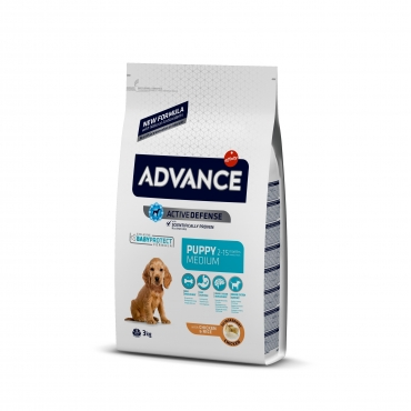 ADVANCE DOG PUPPY PROTECT MEDIUM
