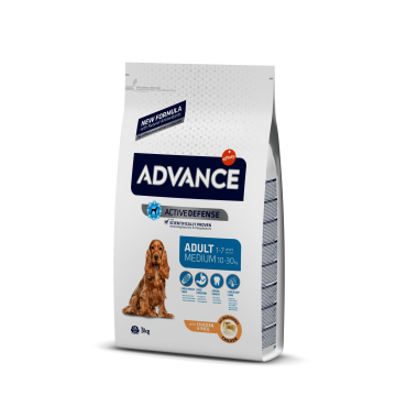 ADVANCE DOG MEDIUM ADULT Chicken and Rice