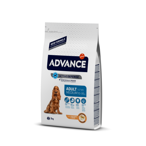 ADVANCE DOG MEDIUM ADULT Chicken and Rice