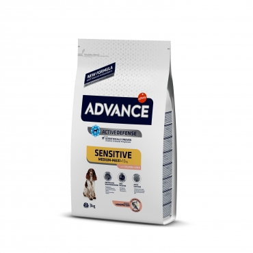 ADVANCE DOG SENSITIVE SALMON and RICE