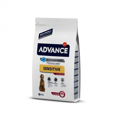 ADVANCE DOG SENSITIVE LAMB and RICE