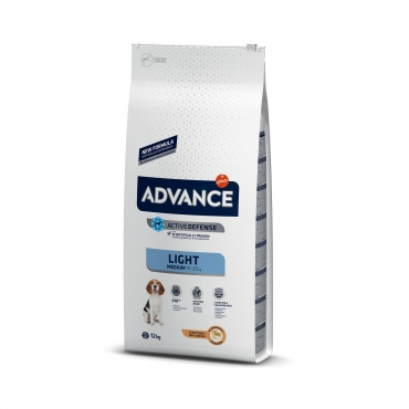 ADVANCE DOG MEDIUM ADULT LIGHT