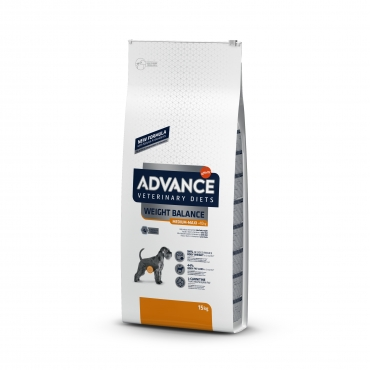 ADVANCE DOG WEIGHT BALANCE MEDIUM MAXI