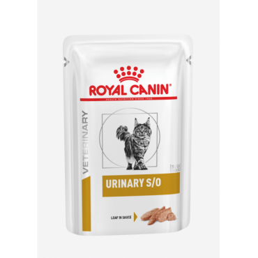 ROYAL CANIN FELINE URINARY S/O CHICKEN POUCH