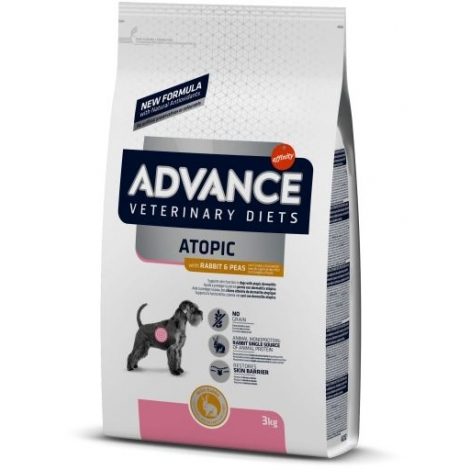 ADVANCE VETERINARY DIETS ATOPIC CARE CANINE (rabbit&peas)