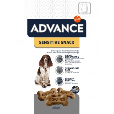 ADVANCE Sensitive Snack 150g
