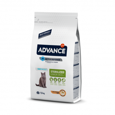 ADVANCE Junior Sterilized Cat