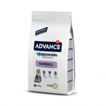 ADVANCE Hairball Cat