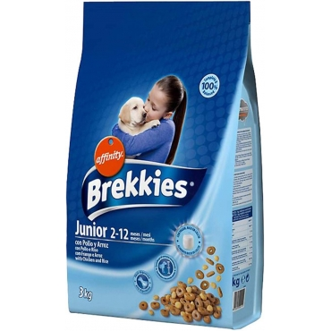 BREKKIES Affinity Junior Original 20kg