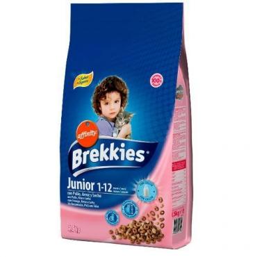 BREKKIES Affinity Junior Cat 20kg