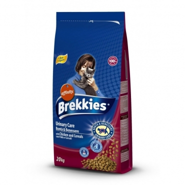 BREKKIES Affinity Urinary Care Cat 20kg