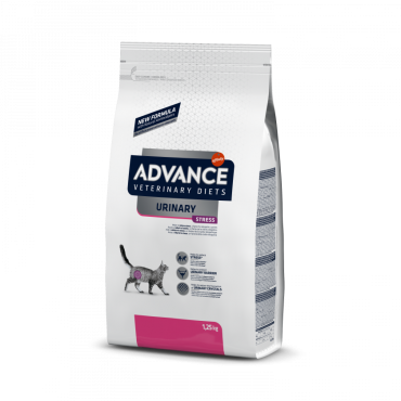 ADVANCE Urinary Stress Cat 1,25kg