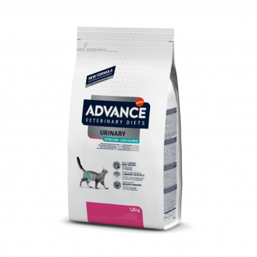 ADVANCE Sterilized Urinary Low Cal Cat