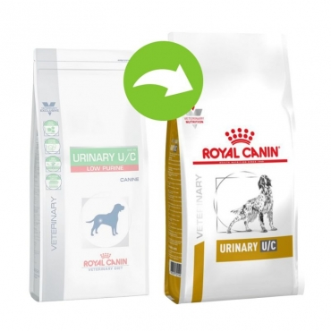 Royal Canin Urinary U/C Low Purine Dog