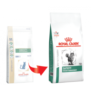 Royal Canin Satiety Weight Management Cat
