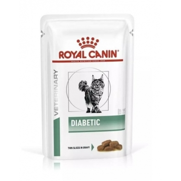 Royal Canin Diabetic cat konservai (12x0.85g)
