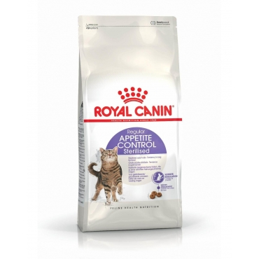 Royal Canin Sterilised Appetit Control 2kg