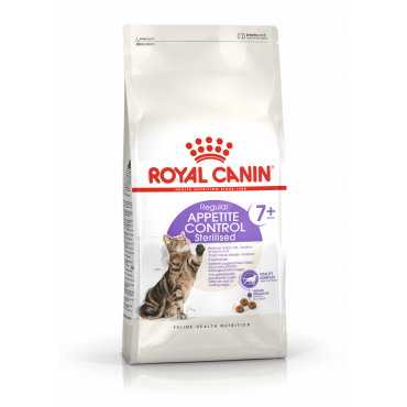 Royal Canin Sterilised Cat 7+
