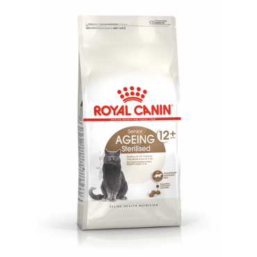 Royal Canin Sterilised Cat 12+ 2kg