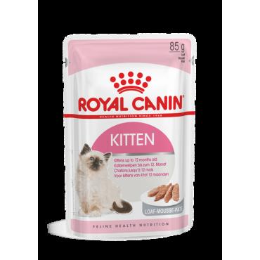 Royal Canin Kitten Instinctive paštetas (85g. x 12pak.)