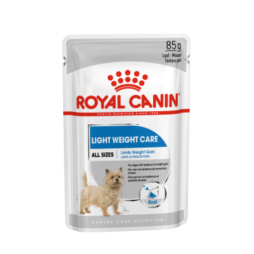 Royal Canin Light Weight Care paštetas (85g.x 12pak.)