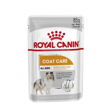 Royal Canin Coat Care paštetas (85g. x 12pak.)