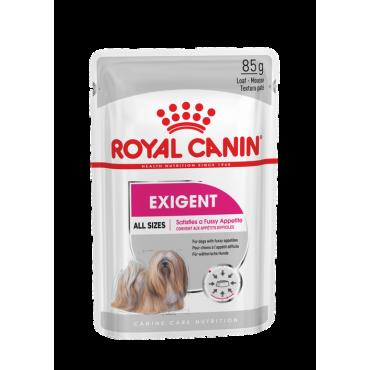 Royal Canin Exigent paštetas (85g. x 12pak.)